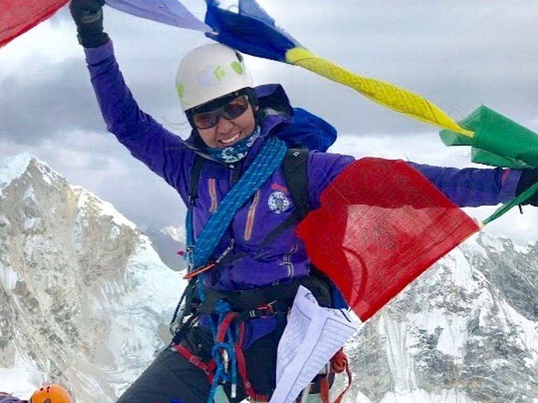 La Terra Degli Sherpa.La Regina Del K2 Dawa La Prima Sherpa Donna Cosi Aiuto Le Altre