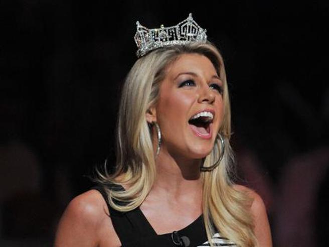 Alabama, ex Miss America vince la nomination dem negli UsaSvolta al concorso: stop costumi