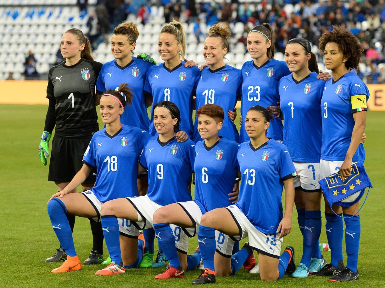 la nazionale italiana femminile a un passo dai mondiali di
