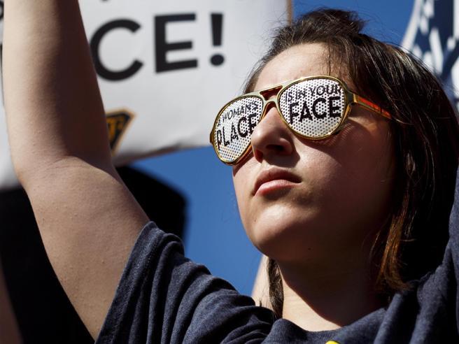 Uomini con Trump, donne contro:il «gender gap» che polarizza l'America