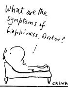 La vignetta di Mel Calman