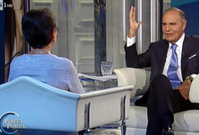 Polemica per l'intervista di Vespa  alla vittima di violenza. L'ad Salini: «Condivido contrarietà»
