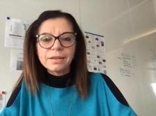 Antonella Folgori: Incoraggio chiunque nel continuare a formarsi e andare avanti