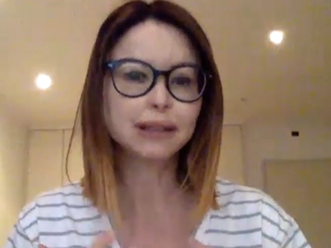 Lucia Annibali: «Ho sacrificato qualche pezzo di me. Ora mi sento libera»