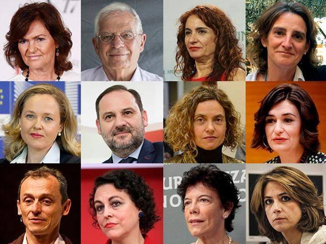Spagna Sanchez Presenta Il Governo Nellesecutivo 10 Donne E 5